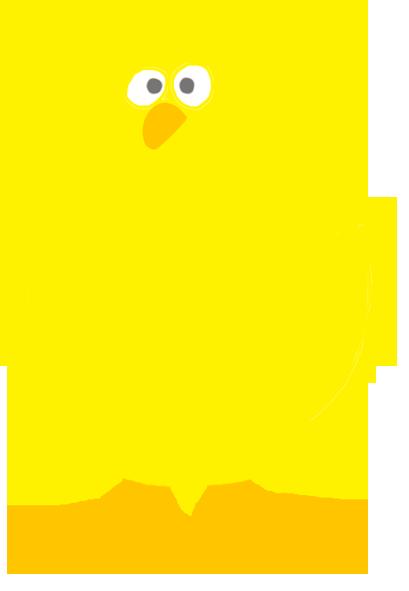 Easter chicks image