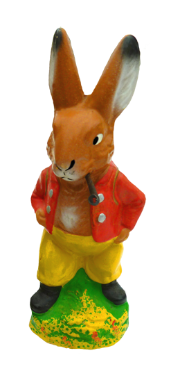 Easter hare male