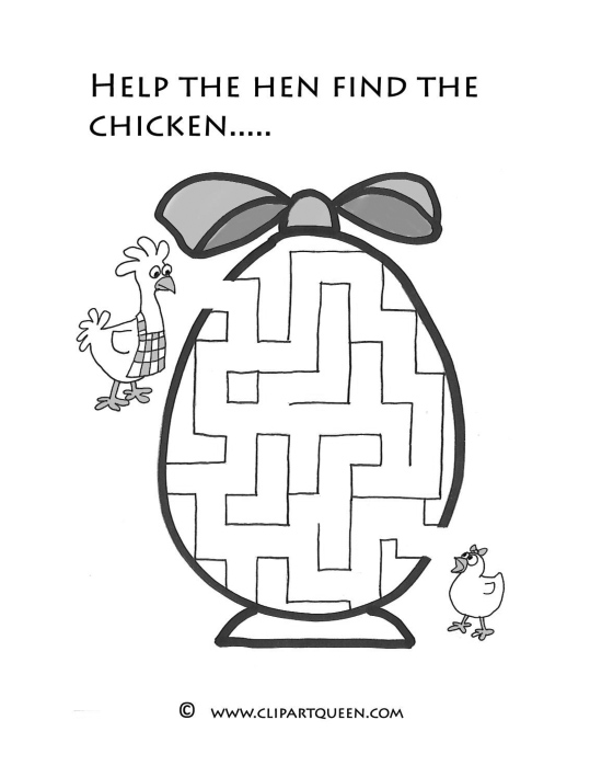 This is a picture of Printable Easter Activities in craft