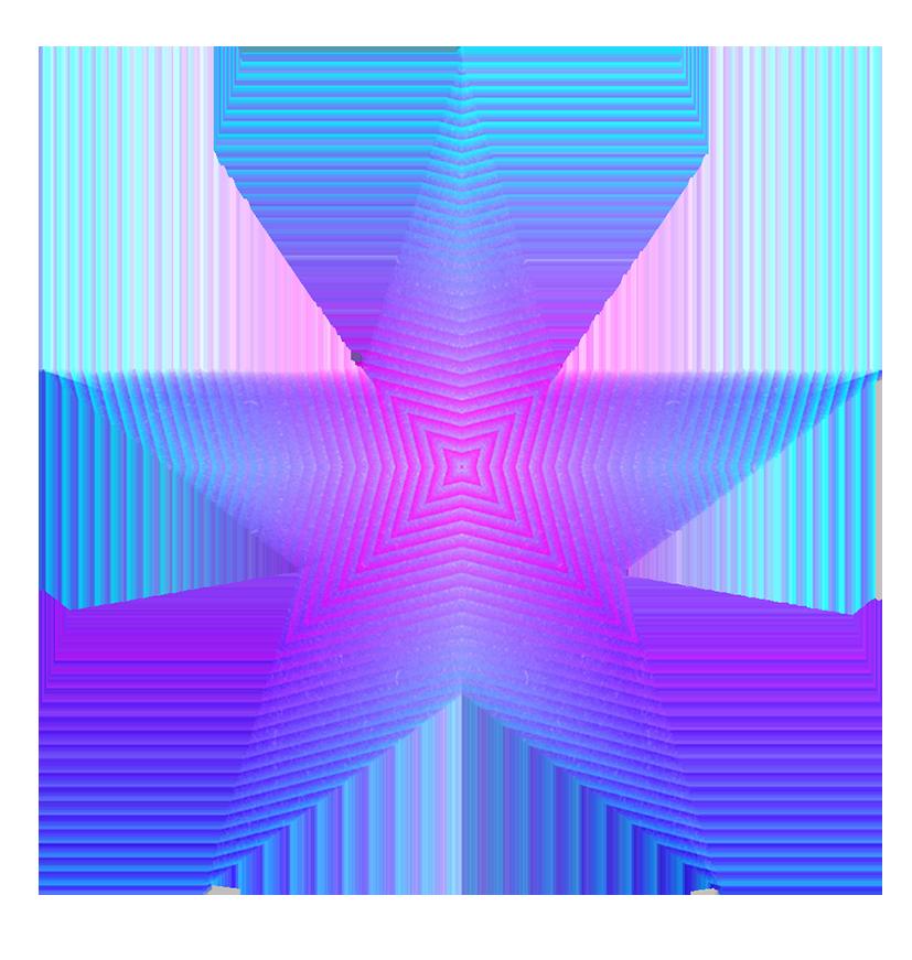 étoile shape 1