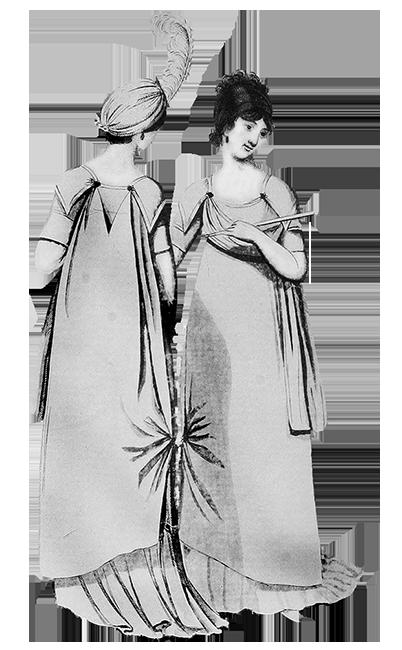Evening dress 1799