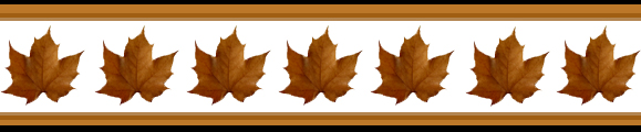 fall leaves clip art border autumn leaves