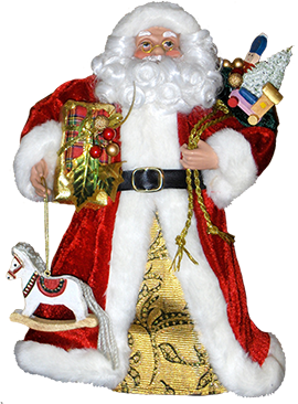 Father Noel clipart