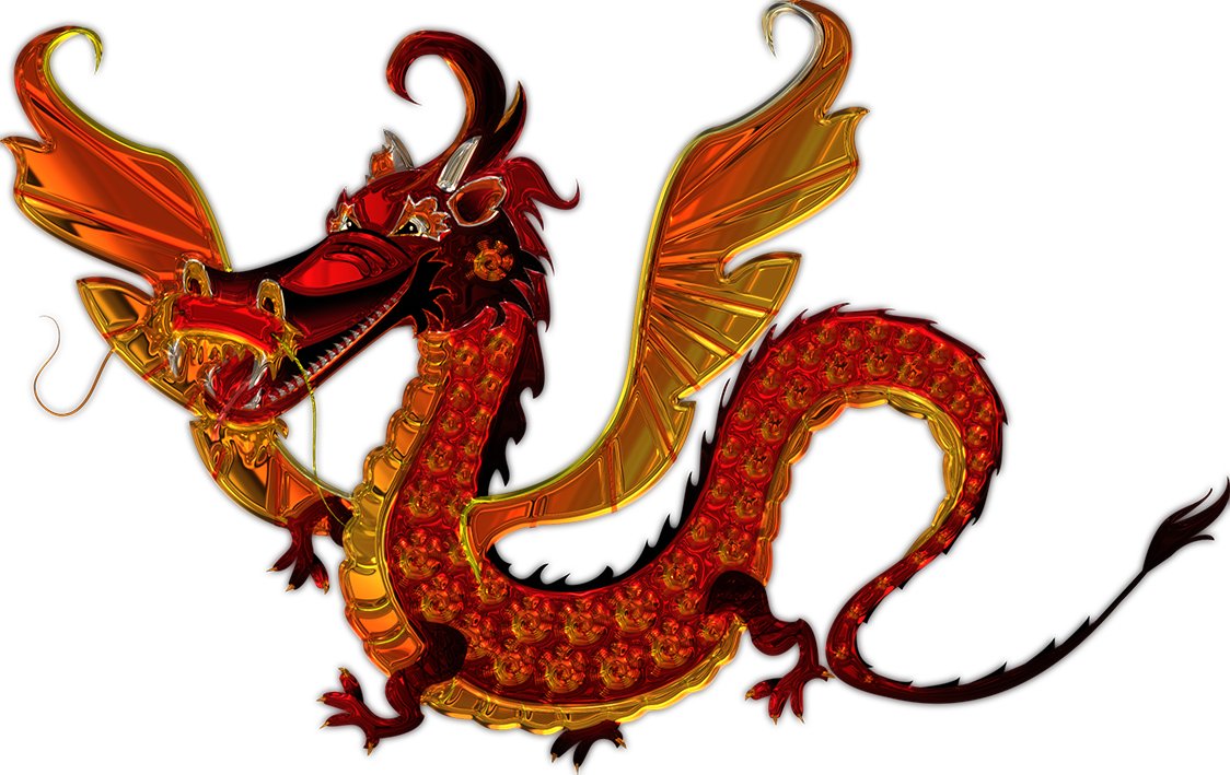 fire dragon picture