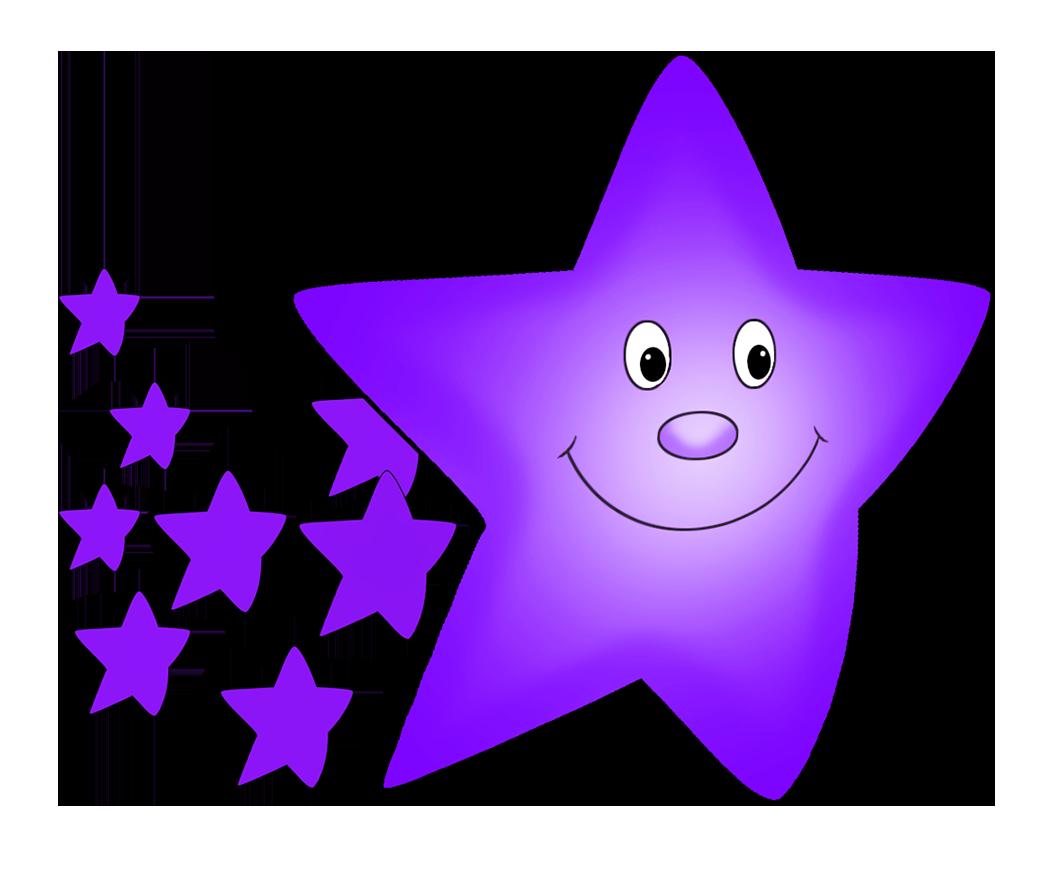 purple planet star comet - photo #34