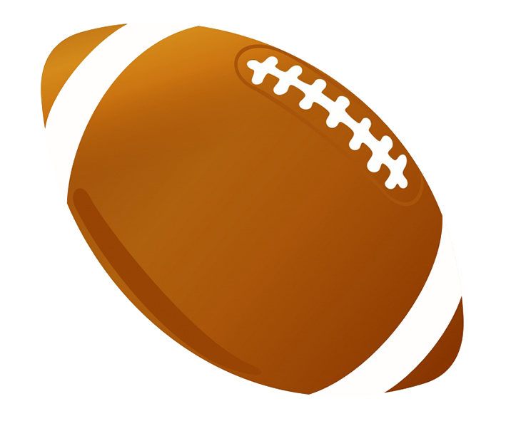 sports clipart football ball