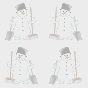 snowman background christmas clip art