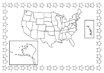 free coloring pages 4th of july