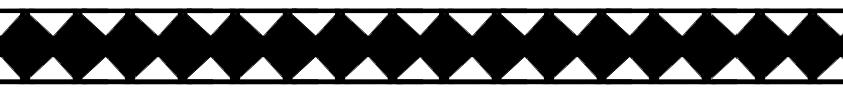 geometric diamond border