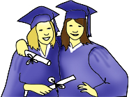 precious moments graduation clipart