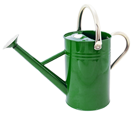 green water can clipart