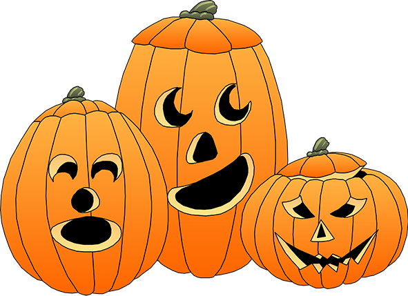 happy halloween clipart rh clipartqueen com clip art pumpkin faces clip art pumpkin patch