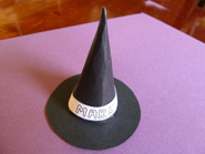 halloween decorating ideas place card template