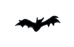 sketch halloween bat