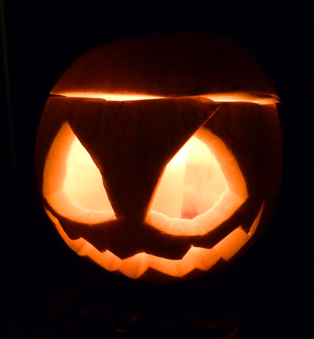 Halloween Party ideas jack o'lantern pumpkin