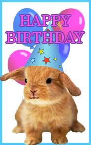 funny birthday clip art