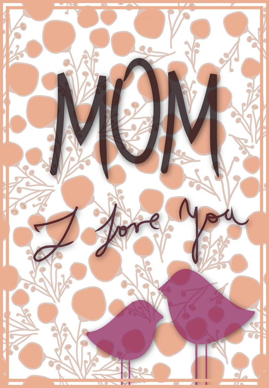 17 Free Mother's Day Cards and Ideas for Small Homemade Gifts.