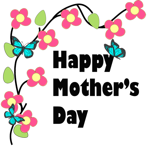 happy mother's day messages with flowers