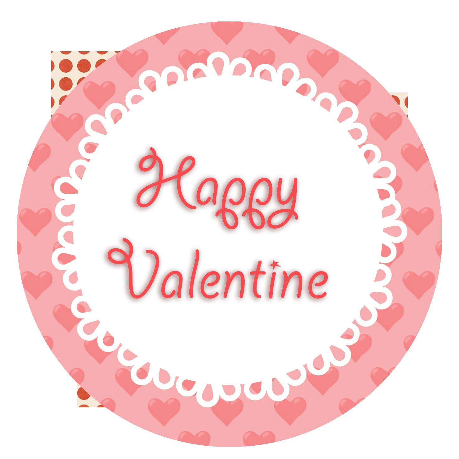 Happy Valentine clipart