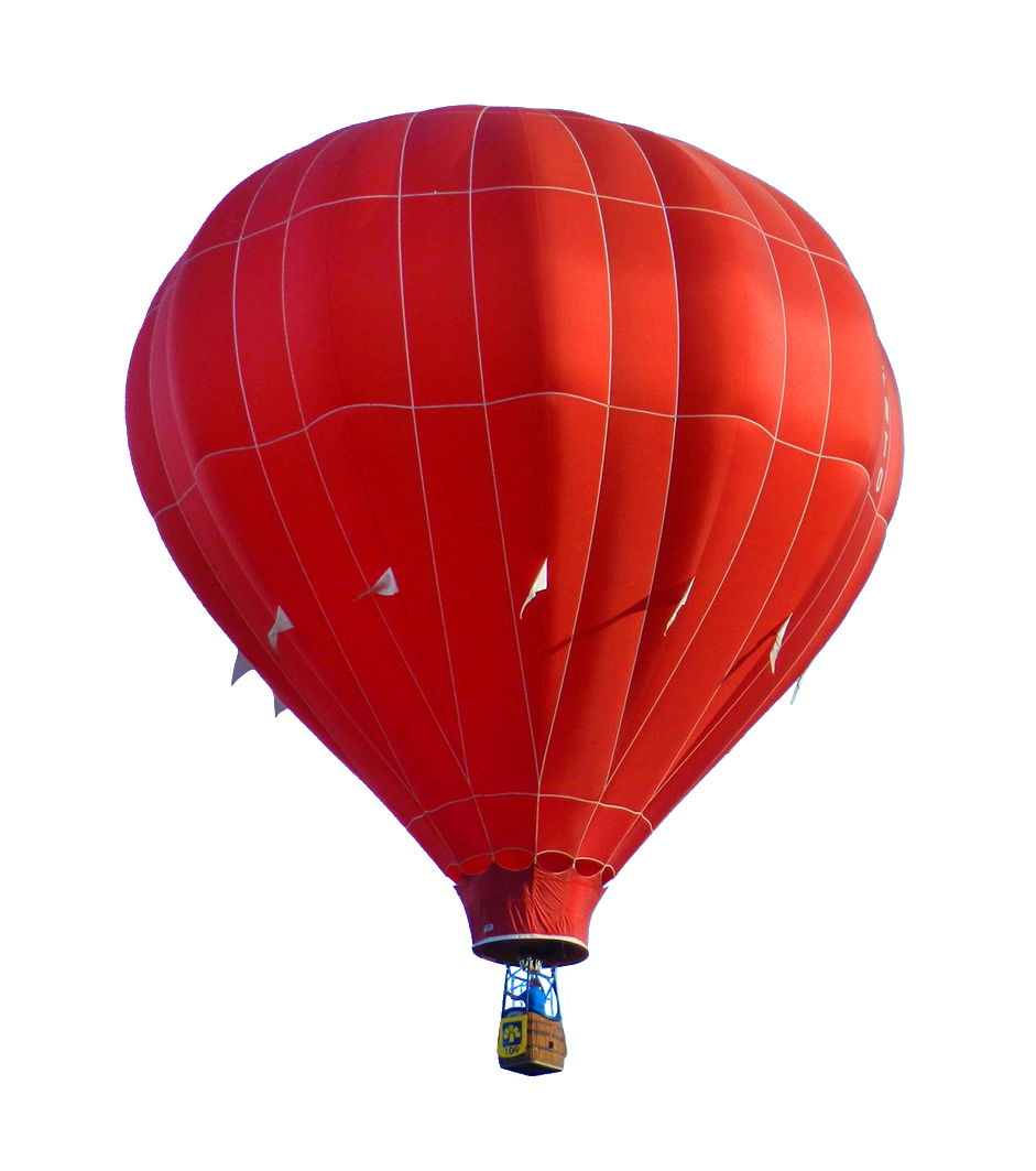 hot air balloon pictures with gondol