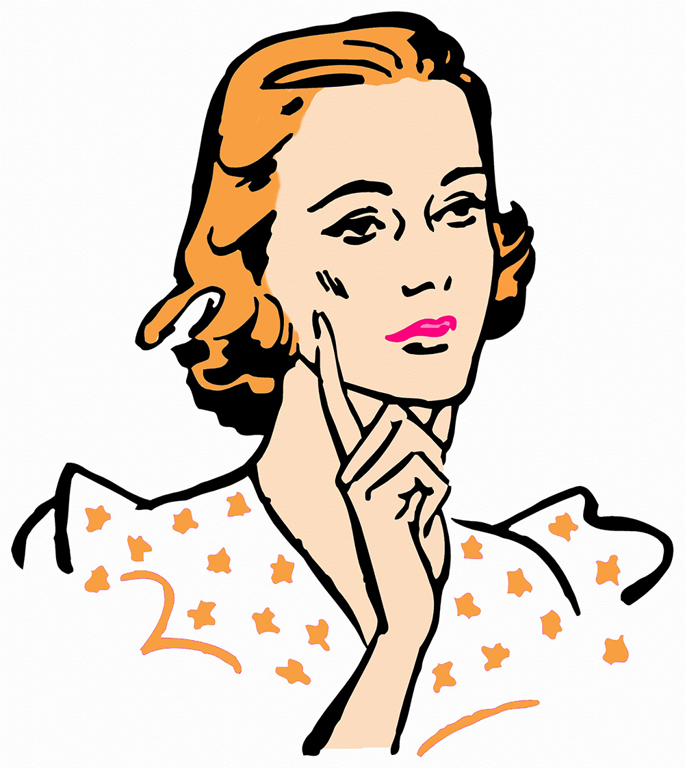 house wife clipart