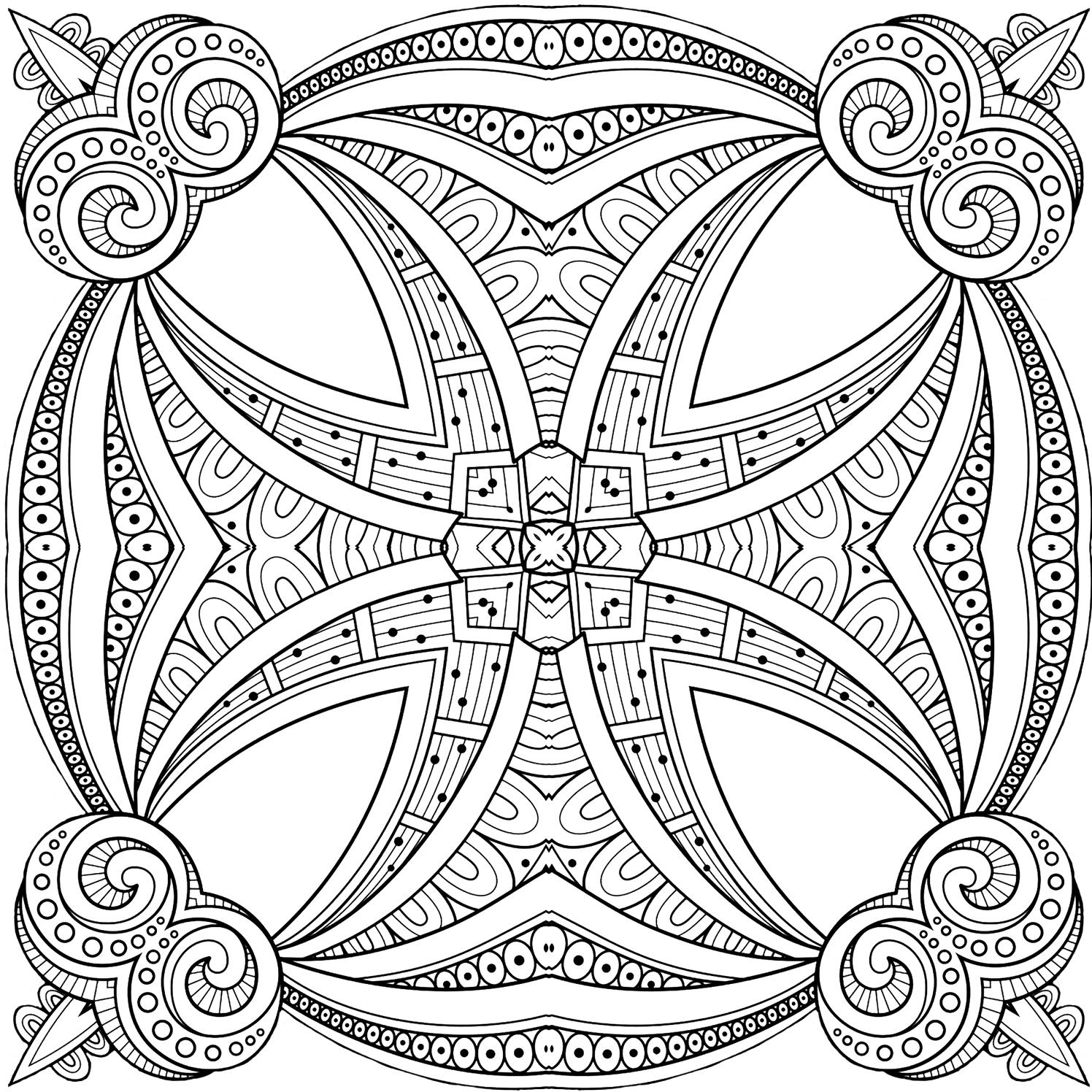 image a colorier