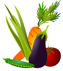 vegetables clipart mixed vegetables