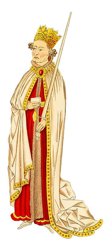King Henry the 1st clipart