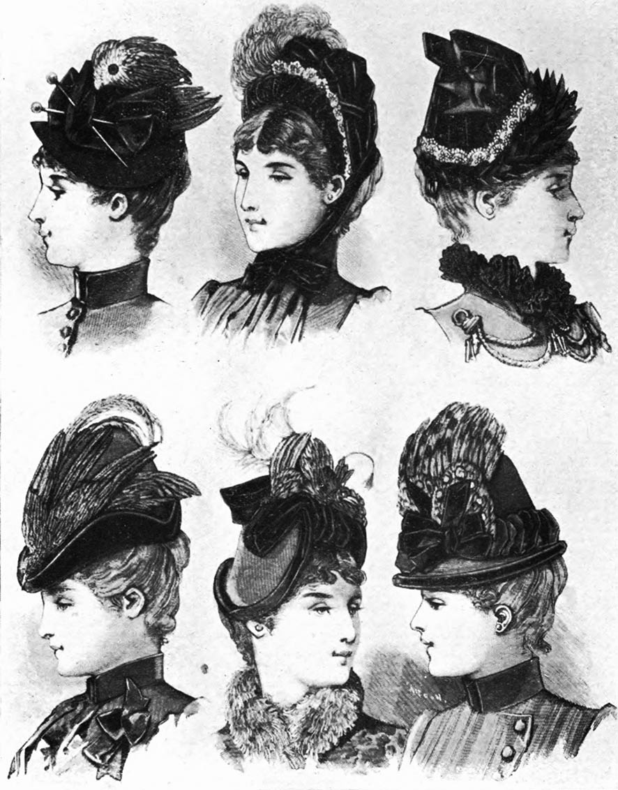 historian fashion news from magazine 1882