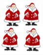 Christmas borders logo