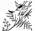 Victorian logo for ornaments