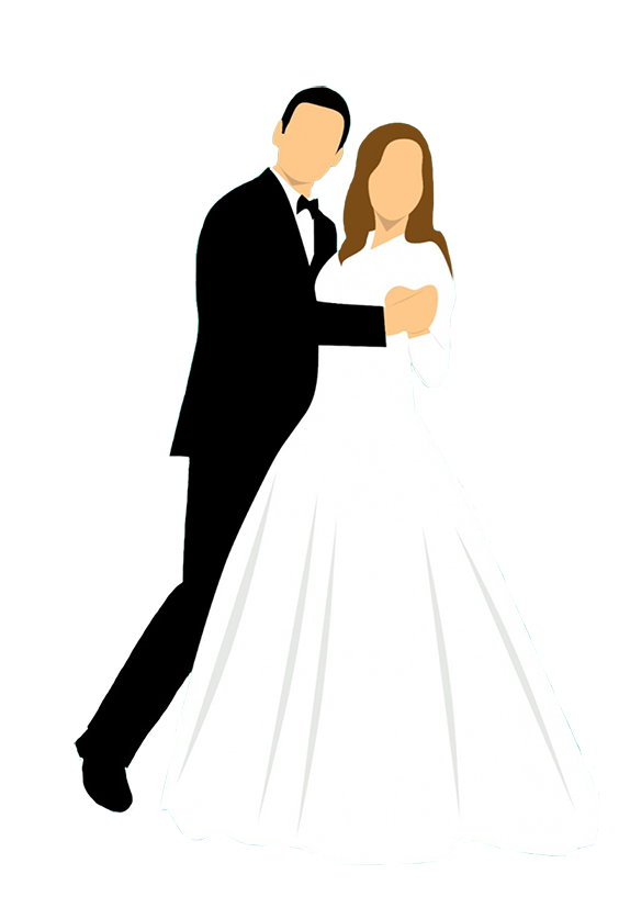 marriage clipart
