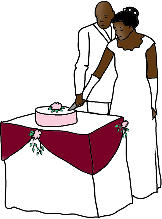 Wedding Clipart Make Your Own Invitations