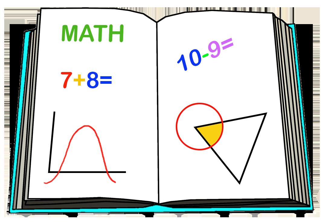 open math school book