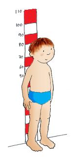 Medical consultation kid measures