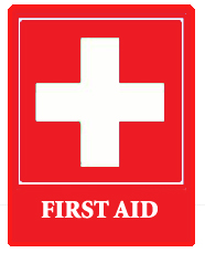 medical clip art first aid logo