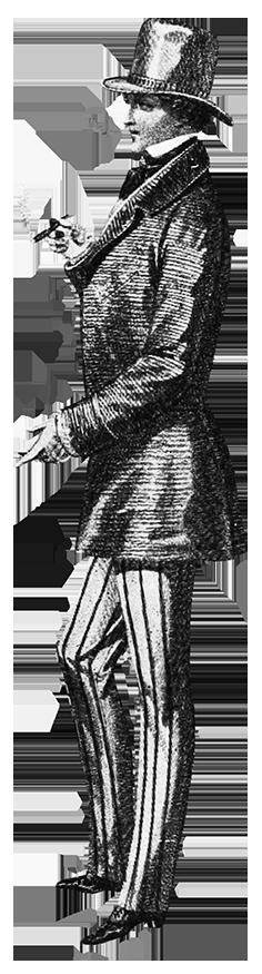 men's fashion clothing 1852