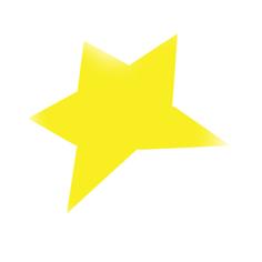 Christmas tree star simple
