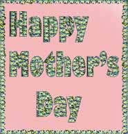 mothers day clip art flowers