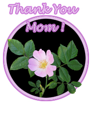 thank you mom mothers day clipart