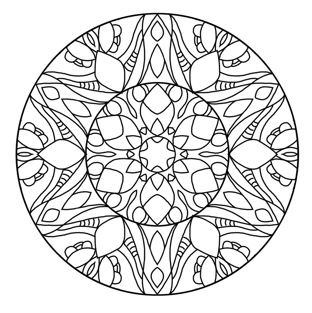new tribal mandala