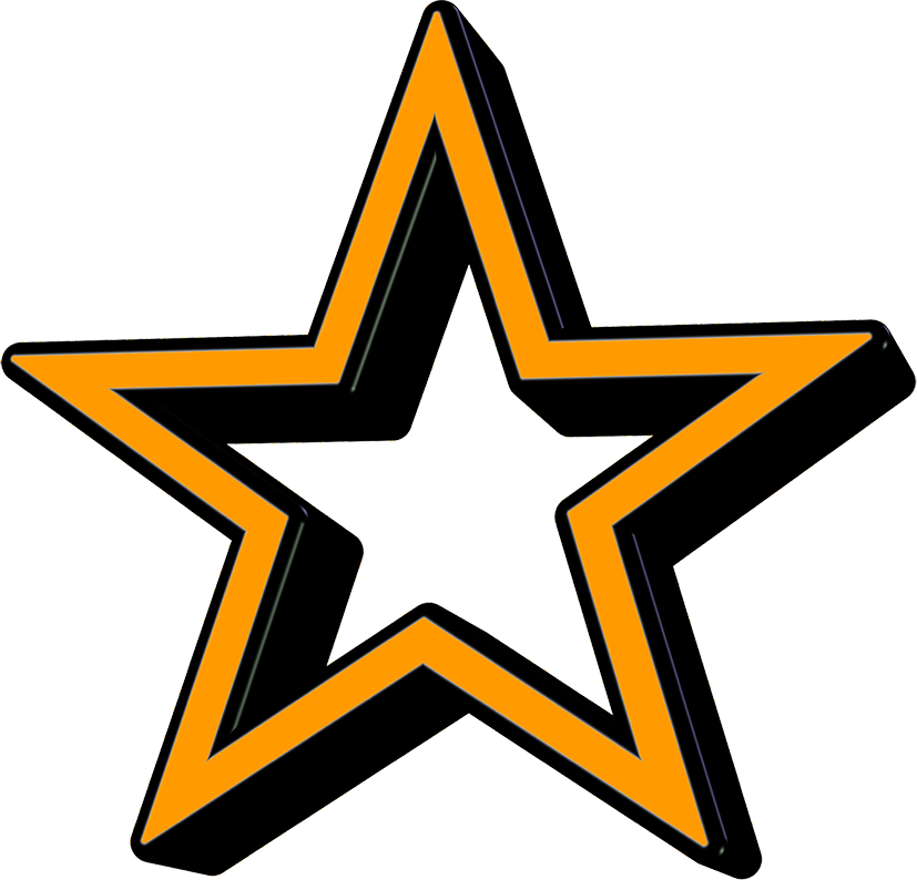 orange star icon