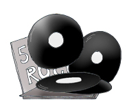 grammophone old records clipart