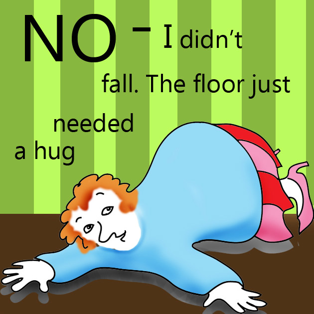 funny picture quotes giving flooer a hug