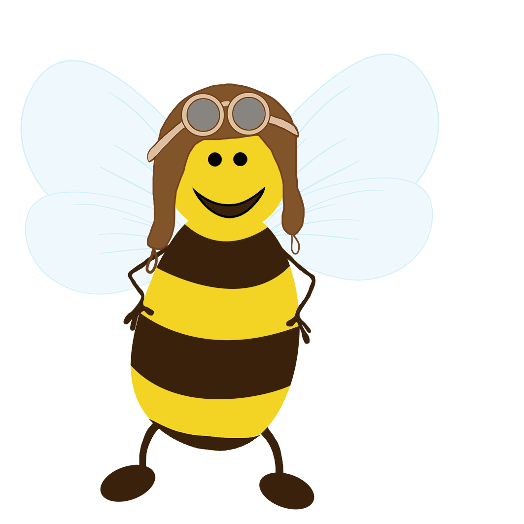 pilot bee image