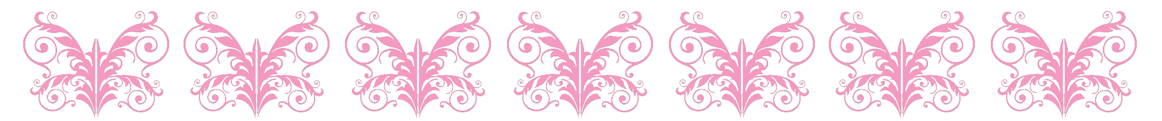 Butterfly border clipart as you can see some of them are made with both butterflies and flowers and if you need more flower borders take a look at the main page for all the mightylinksfo