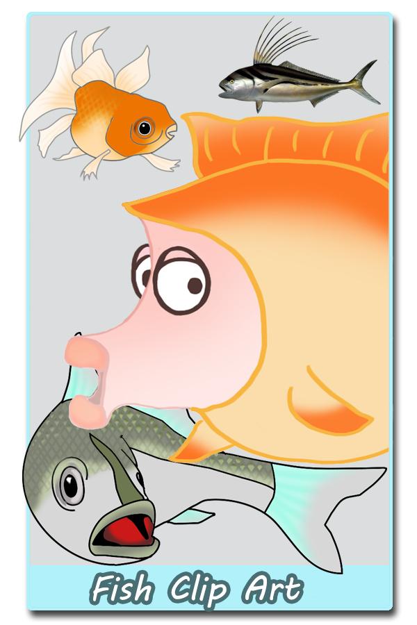 fish clip art picture