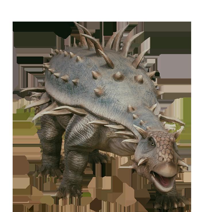 polacanthus dinosaur picture