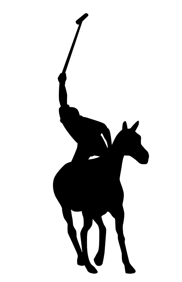 polo player clipart