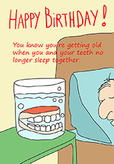 Printable Funny Birthday Card
